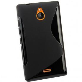 S Line silikon skal Nokia X2