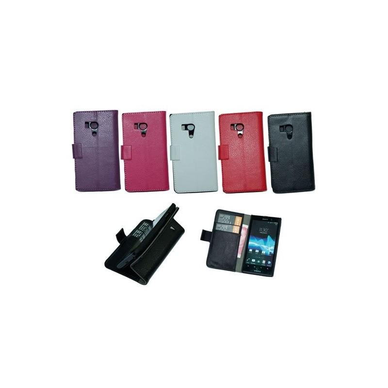 Mobilplånbok Sony Xperia Acro S