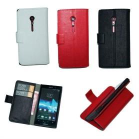 Mobilplånbok Sony Xperia ion