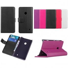 Mobilplånbok Nokia Lumia 520 525