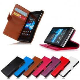 Mobilplånbok Sony Xperia J