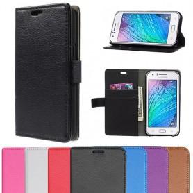 Mobilplånbok 2-kort Samsung Galaxy J5 2015 (SM-J500F)