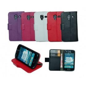Mobilplånbok 2-kort Samsung Galaxy Ace 2 (GT-i8160)