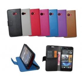 Mobilplånbok 2-kort HTC Butterfly S (901e)
