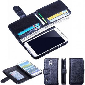 Multiplånbok 7 kort Galaxy S5
