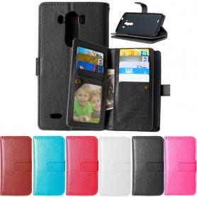DoubleFlip Wallet Case 9-card LG G3 (D855)