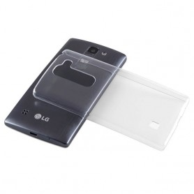Clear Hard Case LG Spirit