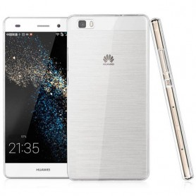Clear Hard Case Huawei P8 Lite