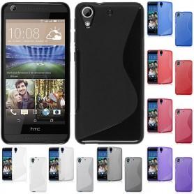 S Line silicone shell HTC Desire 300