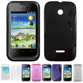 S Line silicone shell Huawei Ascend P7