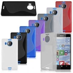S Line silicone shell MS. Lumia 950