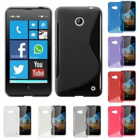 S Line silikon skal MS Lumia 550