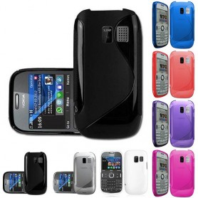 S Line silicone case Nokia 225