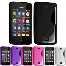 S Line silicone shell Nokia 515
