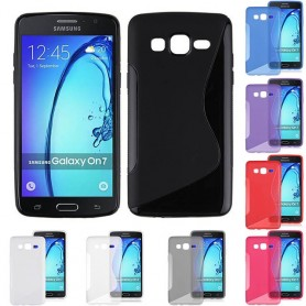 S Line silicone shell Galaxy On5