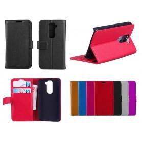 Mobilplånbok 2-kort LG G2 Mini (D620)
