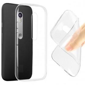 LG Nexus 5 x Silicone Transparent