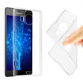 Motorola Moto G3 Silicone Transparent