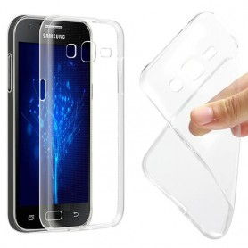 Galaxy On7 Silicone Transparent