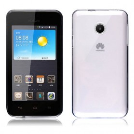 Huawei Ascend Y330 Silikon Transparent