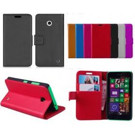 Mobilplånbok Nokia Lumia 630/635