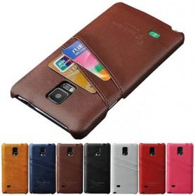 Retro skal med kortplatser Galaxy Note 4