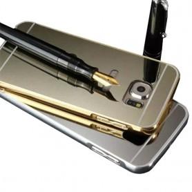 Aluminium spegel skal Galaxy S6