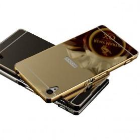 Aluminium spegel skal Sony Xperia Z3