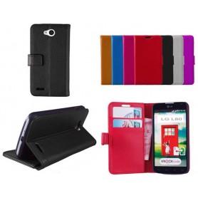 Mobilplånbok 2-kort LG L80 (D373)