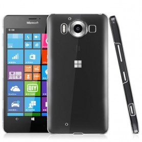 Clear Hard Case Microsoft Lumia 950