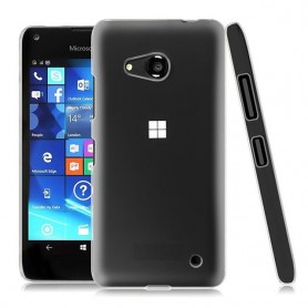 Clear Hard Case Microsoft Lumia 550