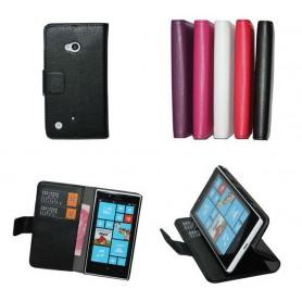 Mobilplånbok 2-kort Nokia Lumia 720 (RM-885)