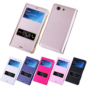 Flipcover Sony Xperia Z3 Compact
