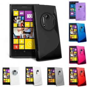 S Line silikon skal Nokia 1020