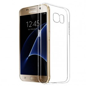 Galaxy S7 Silikon skal Transparent