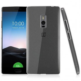 OnePlus 2 Silikon skal Transparent