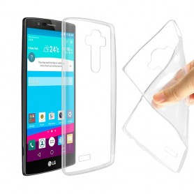 LG G4s  Silikon skal Transparent