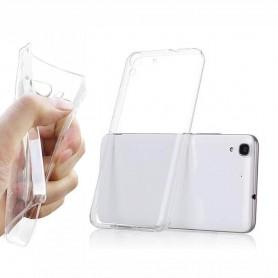 Huawei Y6  Silikon skal Transparent