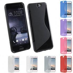 S Line silikon skal HTC ONE A9