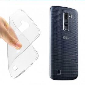 LG K8 Silikon skal Transparent