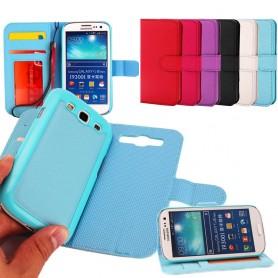 Magnetisk Mobilplånbok Samsung Galaxy S3