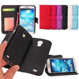 Magnetisk Mobilplånbok Samsung Galaxy S4