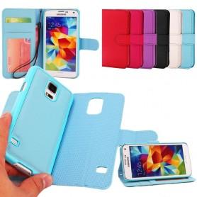 Magnetisk Mobilplånbok Galaxy S5