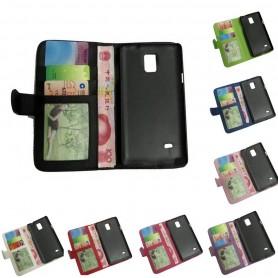 Mobilplånbok Foto Samsung Galaxy S5 (SM-G900F)