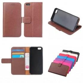 Mobilplånbok 3-kort iPhone 5, 5S, 5SE