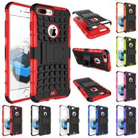 Stöttåligt skal Apple iPhone 7 Plus / 8 Plus mobilskal skydd