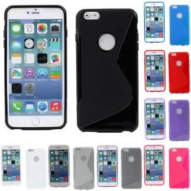 S Line silikon skal Apple iPhone 7