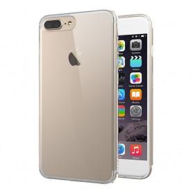 Clear Hard Case iPhone 7 Plus / 8 Plus mobilskal