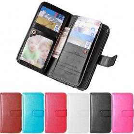 DoubleFlip Wallet Case 9-card Apple iPhone 7+ / 8+