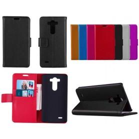 Mobilplånbok 2-kort LG G3s (D722)